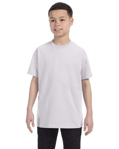 Ash Youth 6.1 oz. Tagless® T-Shirt