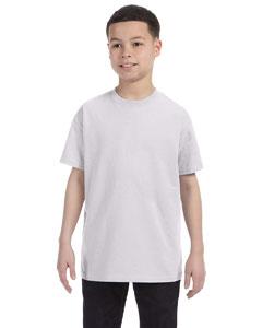 Ash Youth 6.1 oz. Tagless® T-Shirt