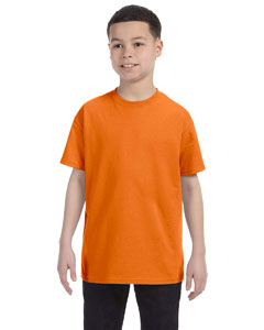 Orange Youth 6.1 oz. Tagless® T-Shirt