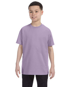 Lavender Youth 6.1 oz. Tagless® T-Shirt