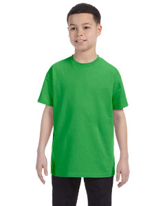 Shamrock Green Youth 6.1 oz. Tagless® T-Shirt