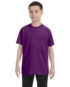 Violet Youth 6.1 oz. Tagless® T-Shirt
