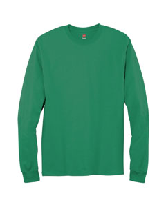 Kelly 6.1 oz. Tagless® ComfortSoft® Long-Sleeve T-Shirt