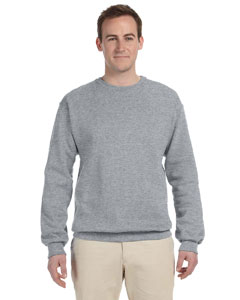 Oxford 8 oz., 50/50 NuBlend® Fleece Crew