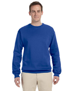 Royal 8 oz., 50/50 NuBlend® Fleece Crew