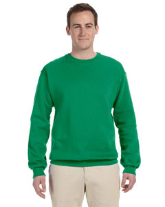 Kelly 8 oz., 50/50 NuBlend® Fleece Crew