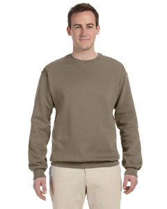 Safari 8 oz., 50/50 NuBlend® Fleece Crew