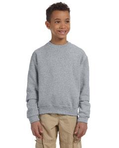 Oxford Youth 8 oz., 50/50 NuBlend® Fleece Crew