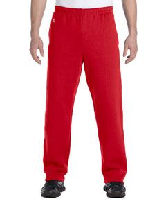 True Red Dri-Power® Open-Bottom Fleece Pocket Pant