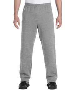 Oxford Dri-Power® Open-Bottom Fleece Pocket Pant