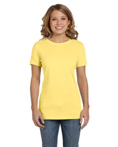 Yellow Women's Jersey Short-Sleeve T-Shirt