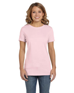 Soft Pink Women's Jersey Short-Sleeve T-Shirt