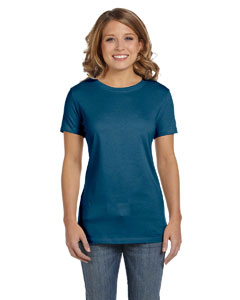 Deep Teal Women's Jersey Short-Sleeve T-Shirt
