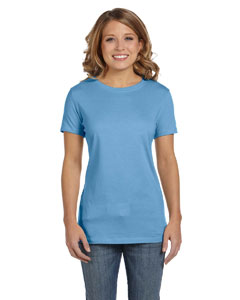 Ocean Blue Women's Jersey Short-Sleeve T-Shirt