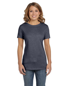 Deep Heather Women's Jersey Short-Sleeve T-Shirt