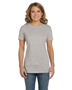 Athletic Heather Women's Jersey Short-Sleeve T-Shirt