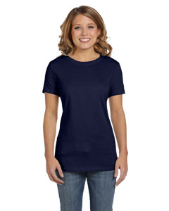 Navy Women's Jersey Short-Sleeve T-Shirt