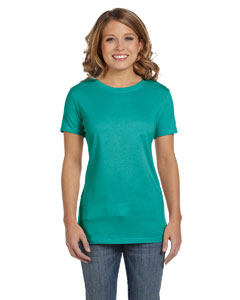 Teal Women's Jersey Short-Sleeve T-Shirt