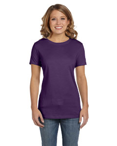 Purple Women's Jersey Short-Sleeve T-Shirt