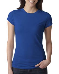 Royal Ladies' Poly/Cotton Short-Sleeve Tee