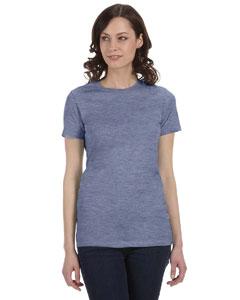 Heather Blue Women's The Favorite T-Shirt