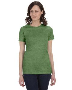 Heather Green Women's The Favorite T-Shirt