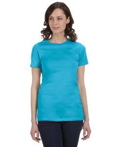 Turquoise Women's The Favorite T-Shirt