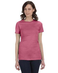Heather Raspbrry Women's The Favorite T-Shirt