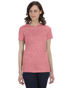 Heather Pink Women's The Favorite T-Shirt
