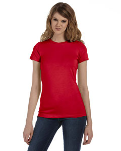 Red Women's Made in the USA Favorite T-Shirt