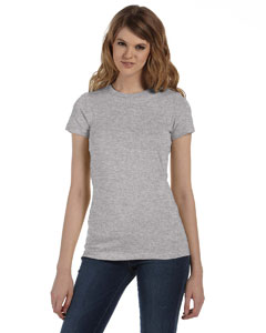 Athletic Heather Women's Made in the USA Favorite T-Shirt
