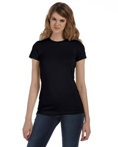 Black Women's Made in the USA Favorite T-Shirt