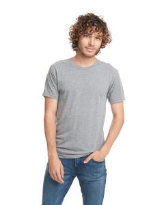 Premium Heather Men's Triblend Crew Tee
