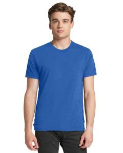 Vintage Royal Men's Triblend Crew Tee