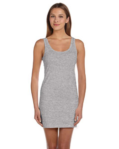 Athletic Heather Women's Jersey Tank Dress