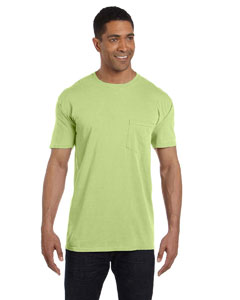 Celedon 6.1 oz. Garment-Dyed Pocket T-Shirt