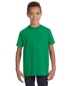 Vintage Green Youth Vintage Fine Jersey T-Shirt