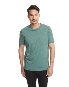 Envy Men's Poly/Cotton Short-Sleeve Crew Tee