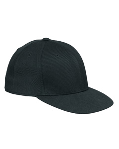 Black Premium Fitted Cap
