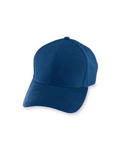 Navy Athletic Mesh Cap