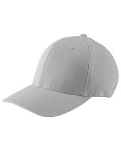 Silver Wooly 6-Panel Cap