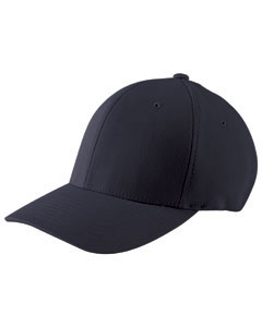 Dark Navy Wooly 6-Panel Cap