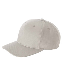 Putty Brushed Cotton Twill Mid-Profile Cap