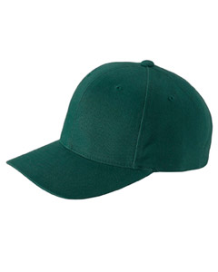 Spruce Brushed Cotton Twill Mid-Profile Cap