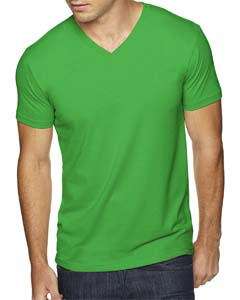 Envy Men's Premium Fitted Sueded V-Neck Tee