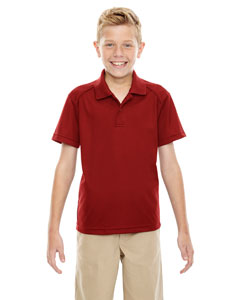 Classic Red 850 Eperformance™ Youth Shield Snag Protection Short-Sleeve Polo
