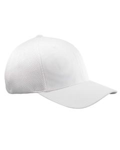 White Ultrafibre Cap