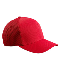 Red Ultrafibre Cap