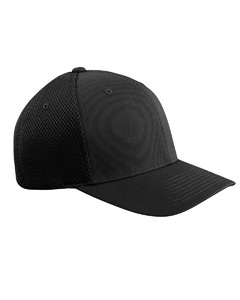 Black Ultrafibre Cap