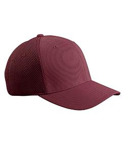 Maroon Ultrafibre Cap
